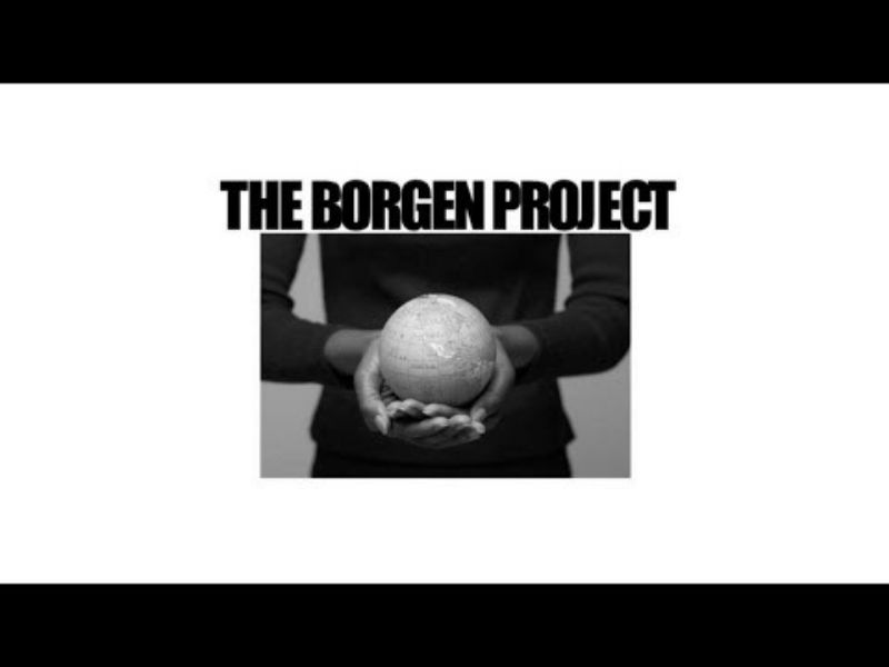 The Borgen Project Logo
